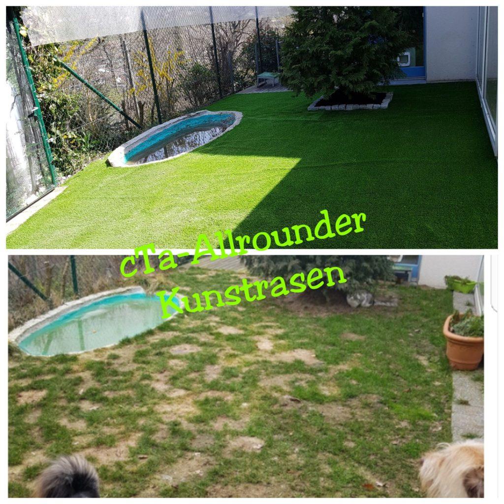 Referenzen Gartengestaltung Gartenunterhalt