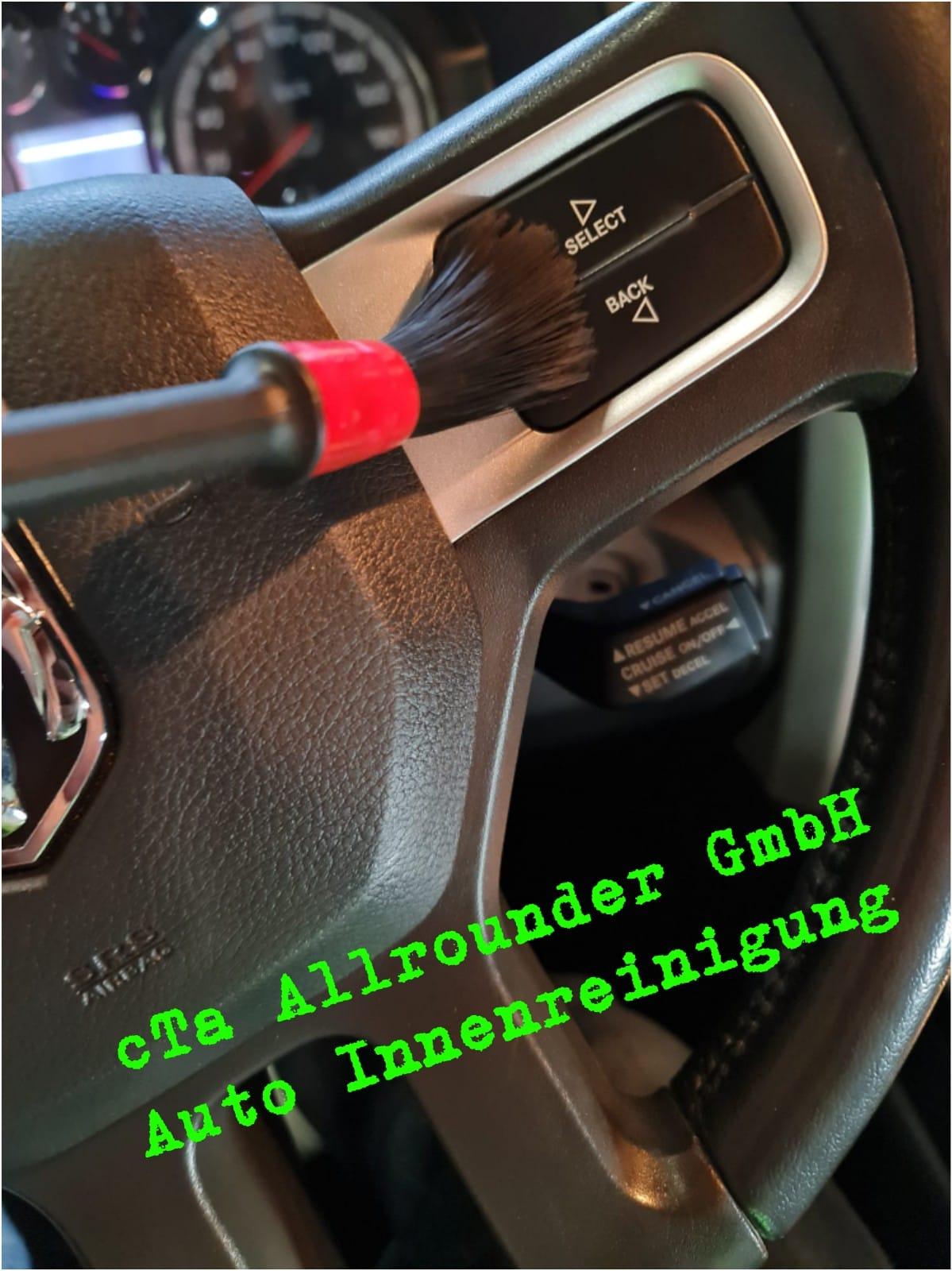 Auto Innenreinigung